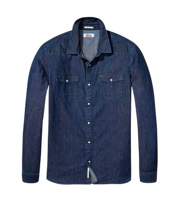 CAMISA VAQUERA TOMMY JEANS