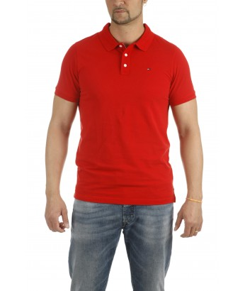 POLO M/C HILFIGER DENIM