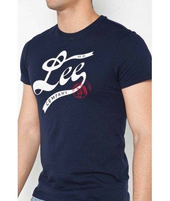 CAMISETA LOGO LEE